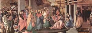 Sandro Botticelli (Alessandro Filipepi) - Adoration Of The Magi