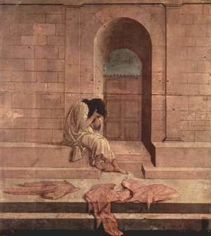 Sandro Botticelli (Alessandro Filipepi) - The outcast