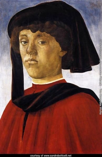 Portrait of a Young Man c. 1469