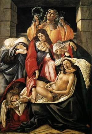 Lamentation over the Dead Christ c. 1495