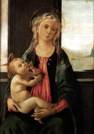 Madonna of the Sea c. 1477