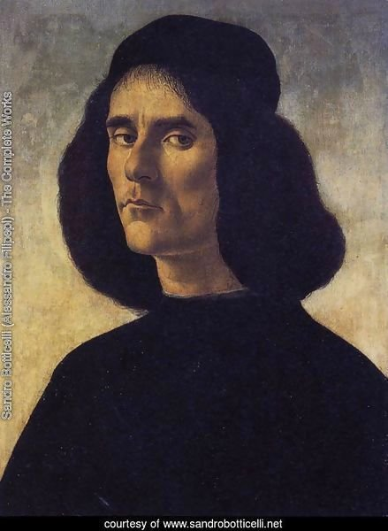 Portrait of a Man c. 1490