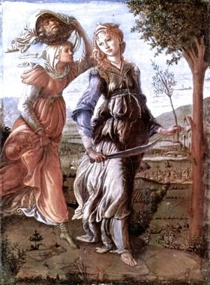 The Return of Judith to Bethulia c. 1472