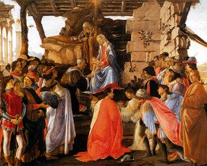Adoration of the Magi (Adorazione dei Magi)